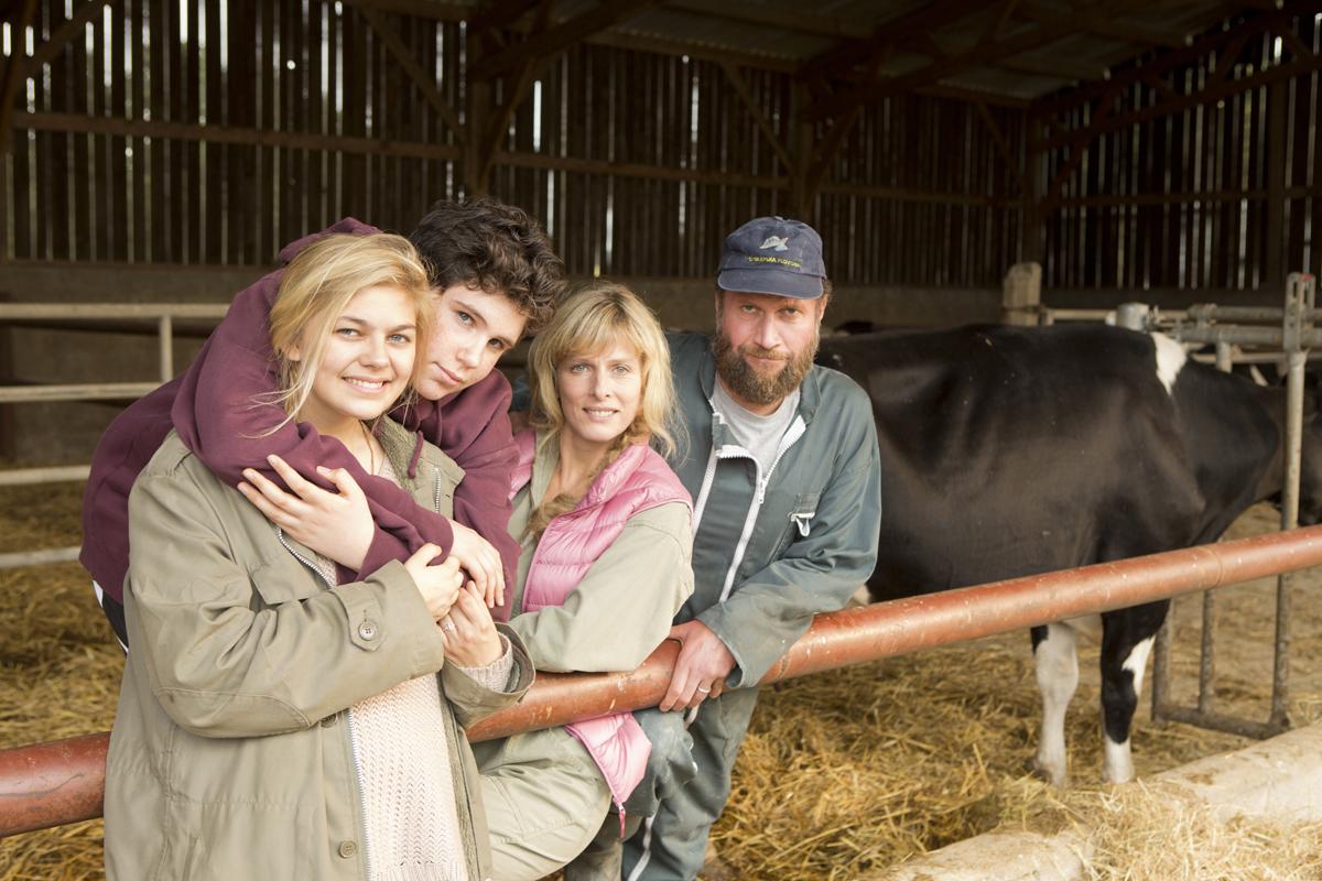Resultado de imagen de la familia belier