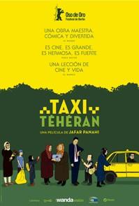 Cartel Taxi Teherán