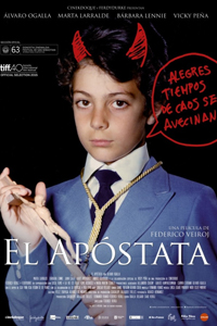 cartel de El apostata
