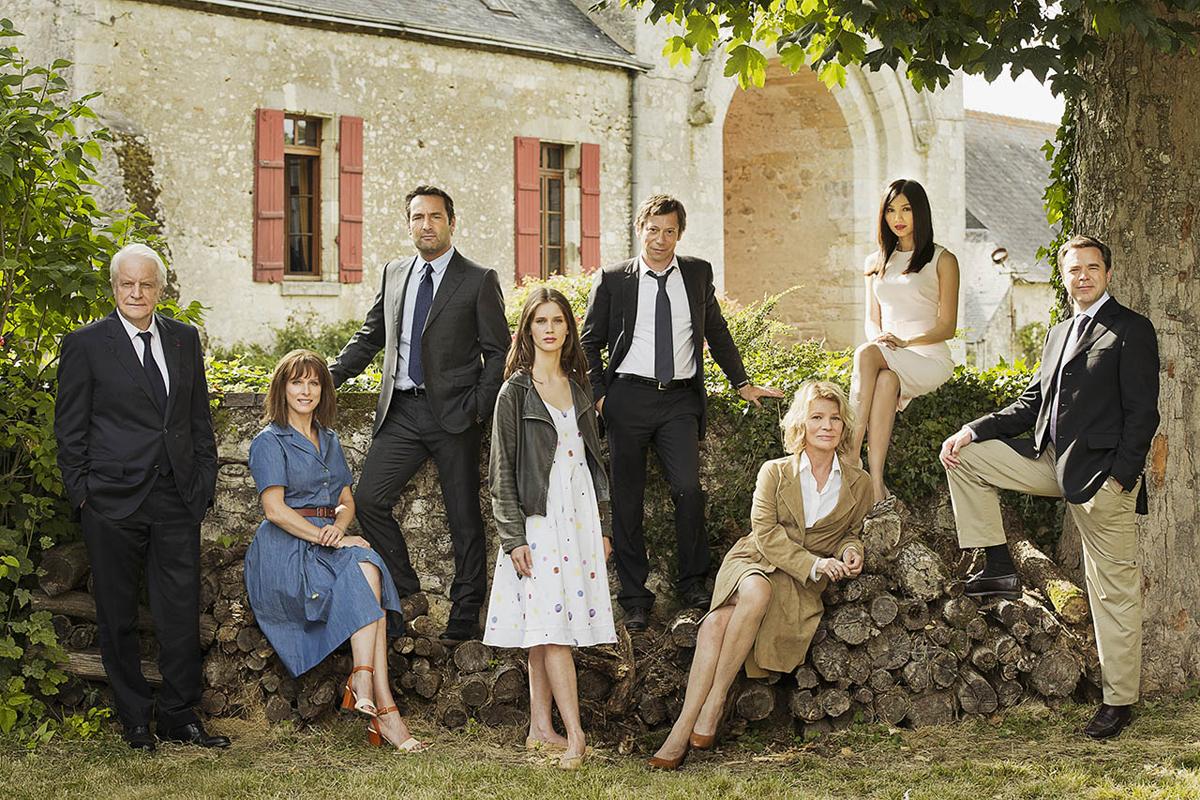 'Grandes Familias', el regreso de Jean-Paul Rappeneau